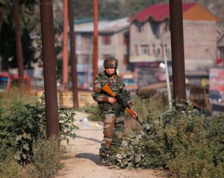 Indian soldiers kill eight intruders, fight others at Kashmir border: Army