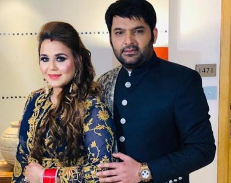 Kapil Sharma, wife Ginni Chatrath welcome baby girl
