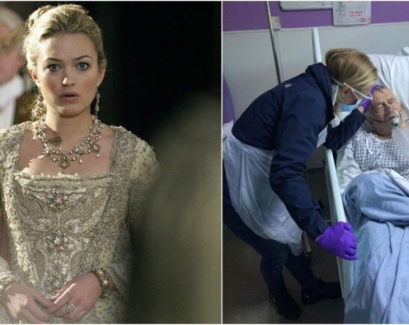 'Doctor Who' actor Sophia Myles' father dies of coronavirus