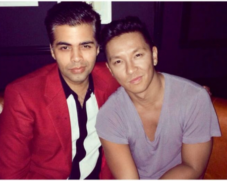 Prabal Gurung denies dating Karan Johar, says his 'pyar kiya to darna kya' photo was done with humor