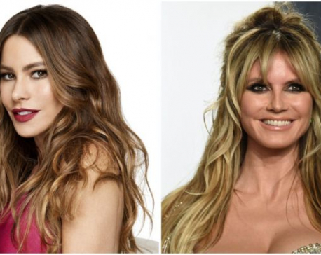 Sofia Vergara, Heidi Klum join 'America's Got Talent' season 15 as judges