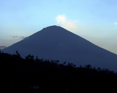 Indonesia volcano may erupt explosively or menace for weeks
