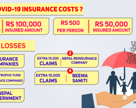 COVID-19 insurance resumes after Beema Samiti assured of risk pooling mechanism