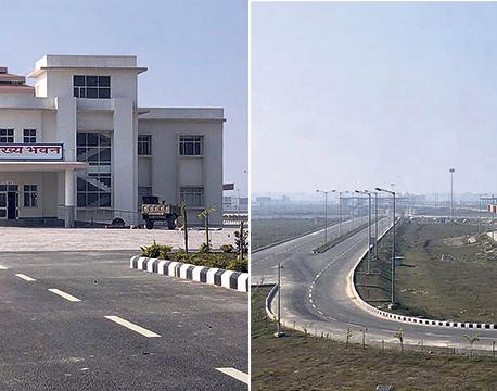 Oli, Modi jointly inaugurate Biratnagar ICP