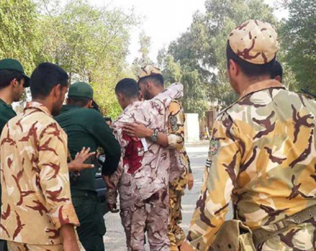 Several casualties in terror attack on military parade in Ahvaz, Iran