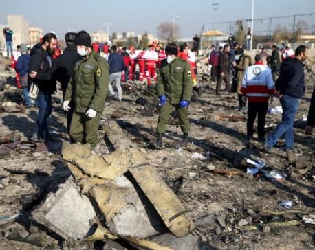 Iran to download plane black box after missile blamed for crash