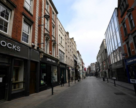 Ireland to Reopen All Shops in May, Hospitality in Early June