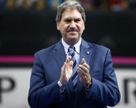 Tennis: Haggerty wins another term as ITF president