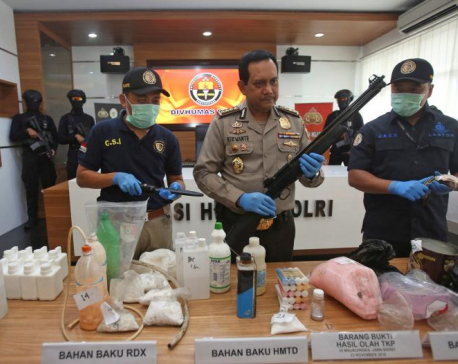 Indonesia police make more arrests in foiled Jakarta bomb plot