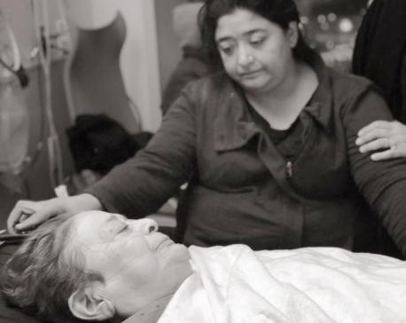 LittraturePrema Shah no more