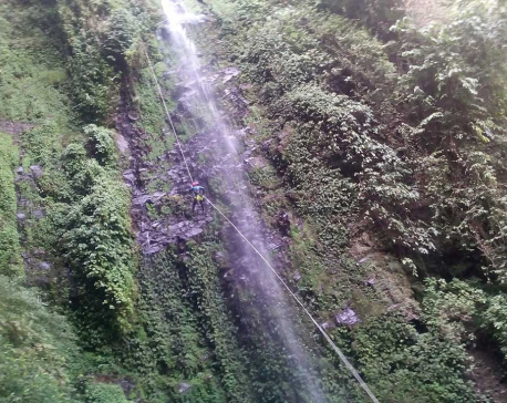 Water canyoning in Parbat to attract tourists