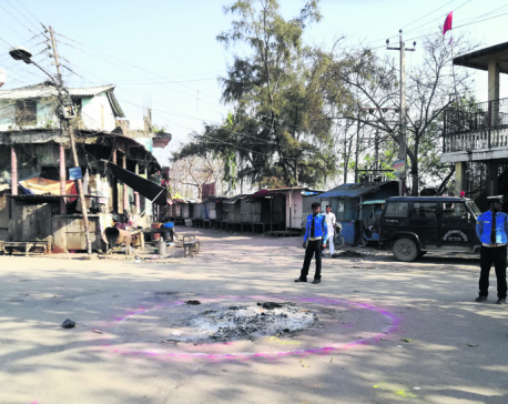 Madhes boycotts Holi to mourn Maleth dead