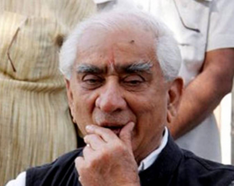 Former Indian Union Minister Jaswant Singh no more