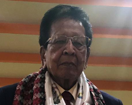 Former CAN president Jay Kumar Nath Shah passes away