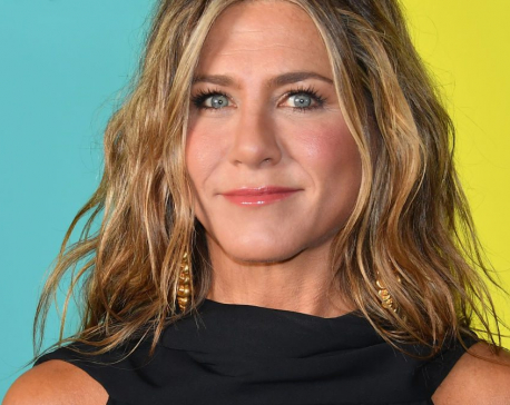 Here's what Jennifer Aniston has to say about Courtney Cox daughter