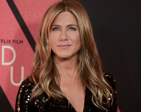 Jennifer Aniston is single and doesn't like being 'set up'