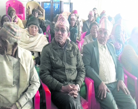 Elderly want promises fulfilled