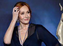 JK Rowling donates 1 million pounds for coronavirus relief