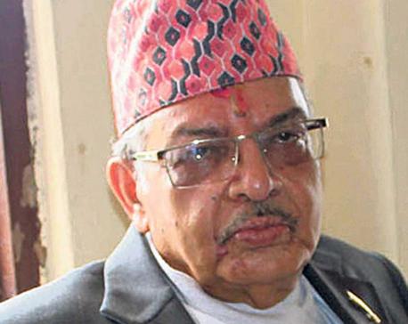 NCP prepares impeachment motion against Justice Joshee