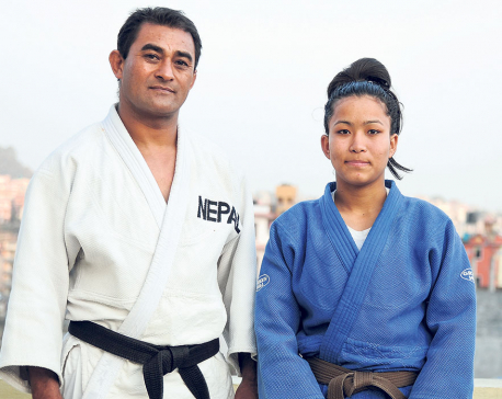 The journey of a judoka