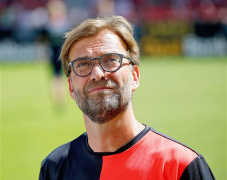 Charismatic Klopp starting to make his mark at Liverpool