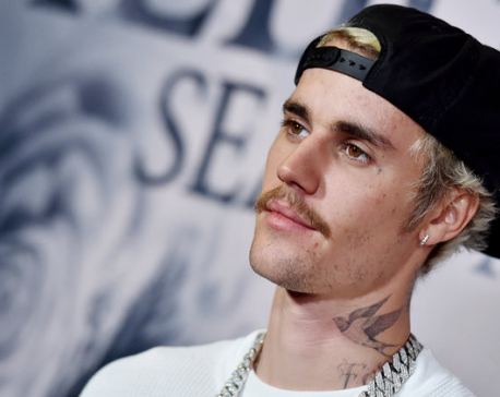 Justin Bieber gives $100,000 to fan for her mental health advocacy