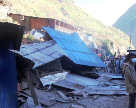Nagma landslide death toll reaches 10, two still missing