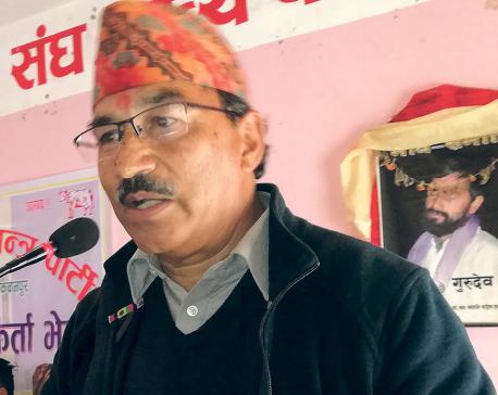 New govt by Feb 24: DPM Thapa