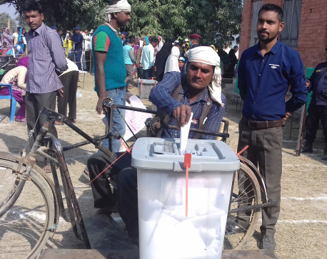 Kapilvastu elections (in pictures)