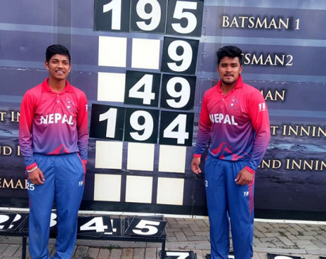 Nepal qualifies for WC Qualifiers as Karan KC glorifies as savior