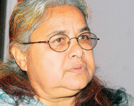 Chief Justice Sushila Karki resumes her responsibility