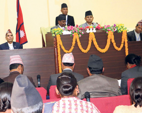 Karnali govt unveils programs and policies