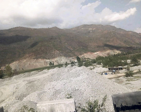 Sindhuli DAO bans operation of crushers
