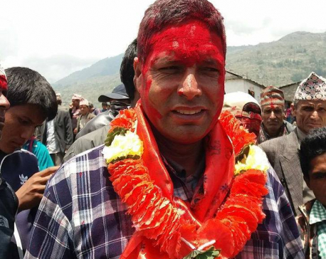 Journalist Baral elected Raskot mayor