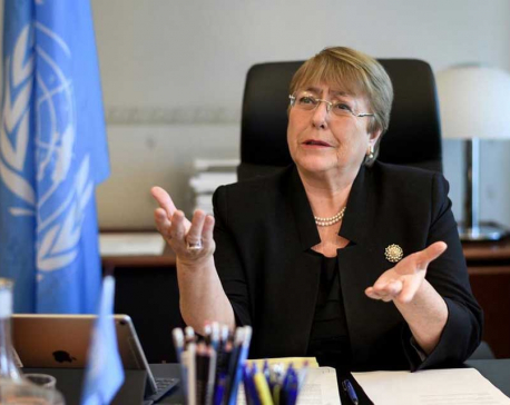 New UNHRC head calls for action on Kashmir report