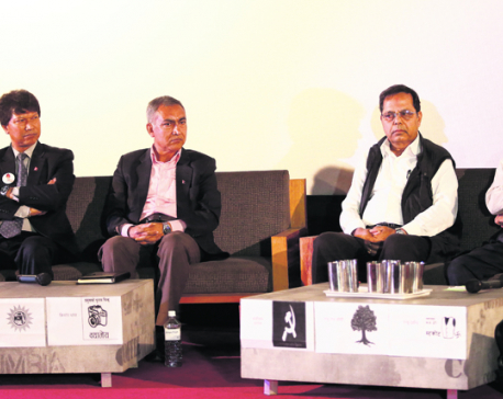 Kathmandu mayoral candidates commit to making city pollution-free