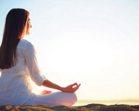 Kathmandu to meditate this weekend