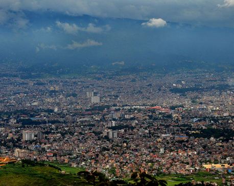 Kathmandu slightly up in global air quality ranking