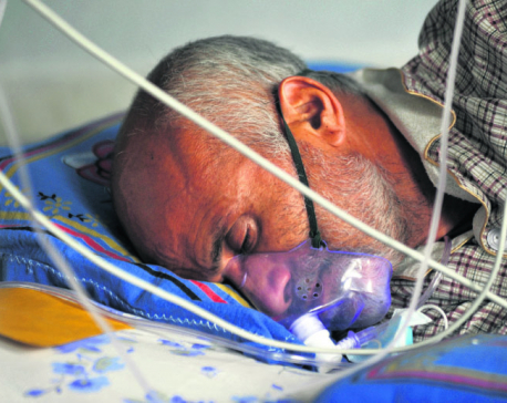 Dr KC on 20th day of hunger strike as talks founder