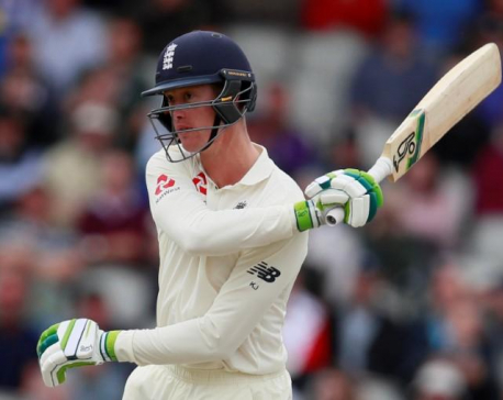 Stokes back axed Jennings to return to form