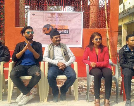 Keki turns producer with 'Kholpur Express'