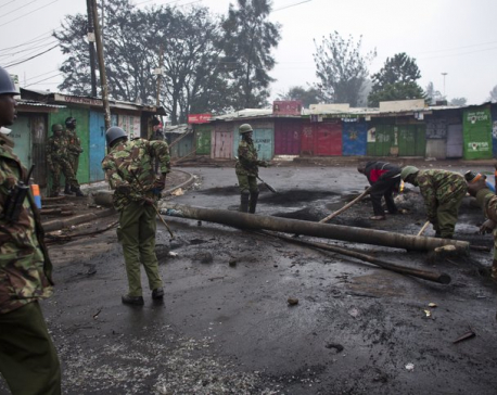 Kenya holds new presidential election amid call for boycott