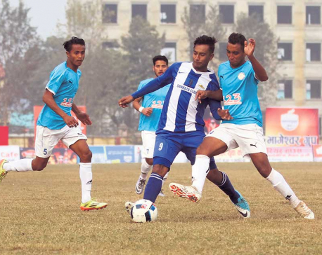 Goalkeeper Shrestha inspires Sankata win; Three Star set for domestic return