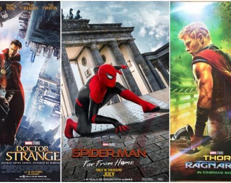 'Doctor Strange 2' moves to March 2022, 'Spider-Man 3' delayed till November 2021