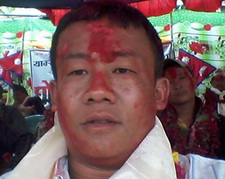 NC clinches chief and deputy chief posts in Diprung Rural Municipality
