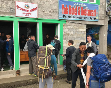 Rural municipality cashes on tourists to develop infrastructure
