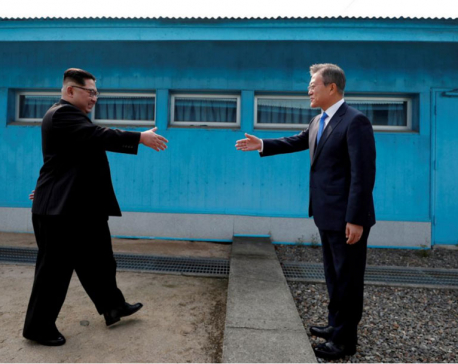 North Korea says denuclearisation pledge not result of U.S.-led sanctions