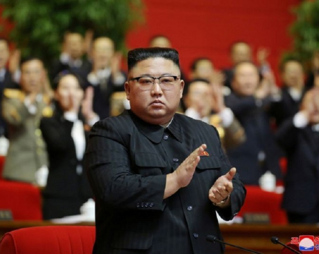 North Korea says leader Kim elected as general secretary of ruling party: KCNA