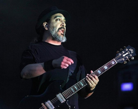 Soundgarden guitarist Kim Thayil: 'There are still things we want to release'