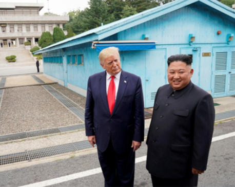 North Korea leader Kim invited Trump to Pyongyang in new letter: report